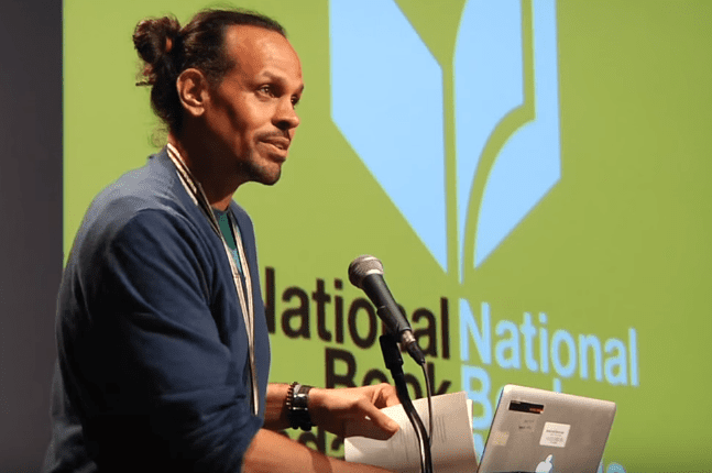 Ross Gay reads at the 2015 National Book Awards Finalists Reading