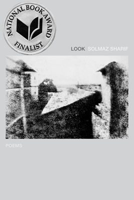 Look, by Solmaz Sharif, book cover