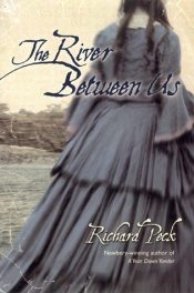The River Between Us, by Richard Peck book cover