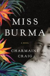 Miss Burma, by Craig Charmaine book cover