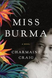 Miss Burma, by Craig Charmaine book cover