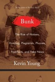 Bunk, by Kevin Young book cover