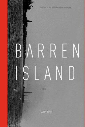 Barren Island by Carol Zoref book cover