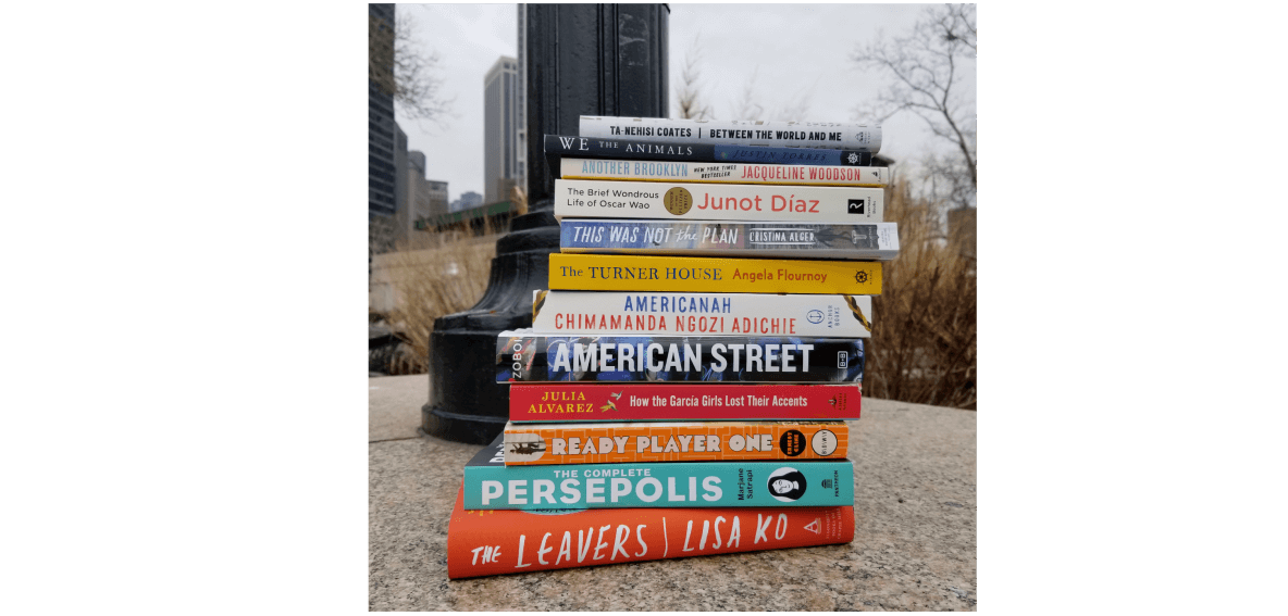 2018 Raising Readers Reading List