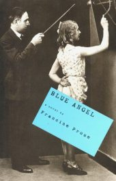Blue Angel by Francine Prose book cover