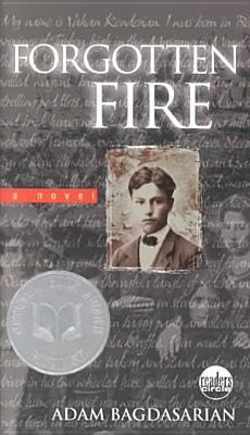 Adam Bagdasarian – Forgotten Fire book cover