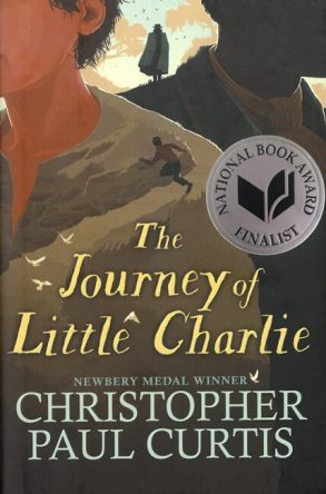 The Journey of Little Charlie by Christopher Paul Curtis book cover