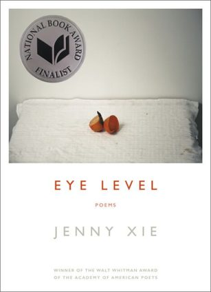 Finalist, Eye Level by Jenny Xie book cover