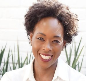 Margot Lee Shetterly (Photo credit: Aran Shetterly)