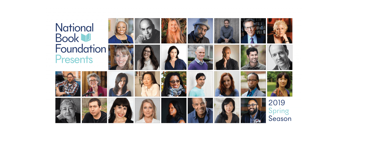 National Book Foundation Announces Spring Season of NBF Presents