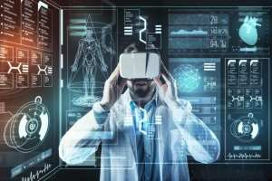 virtual reality for doctors and medical practices and hospitals