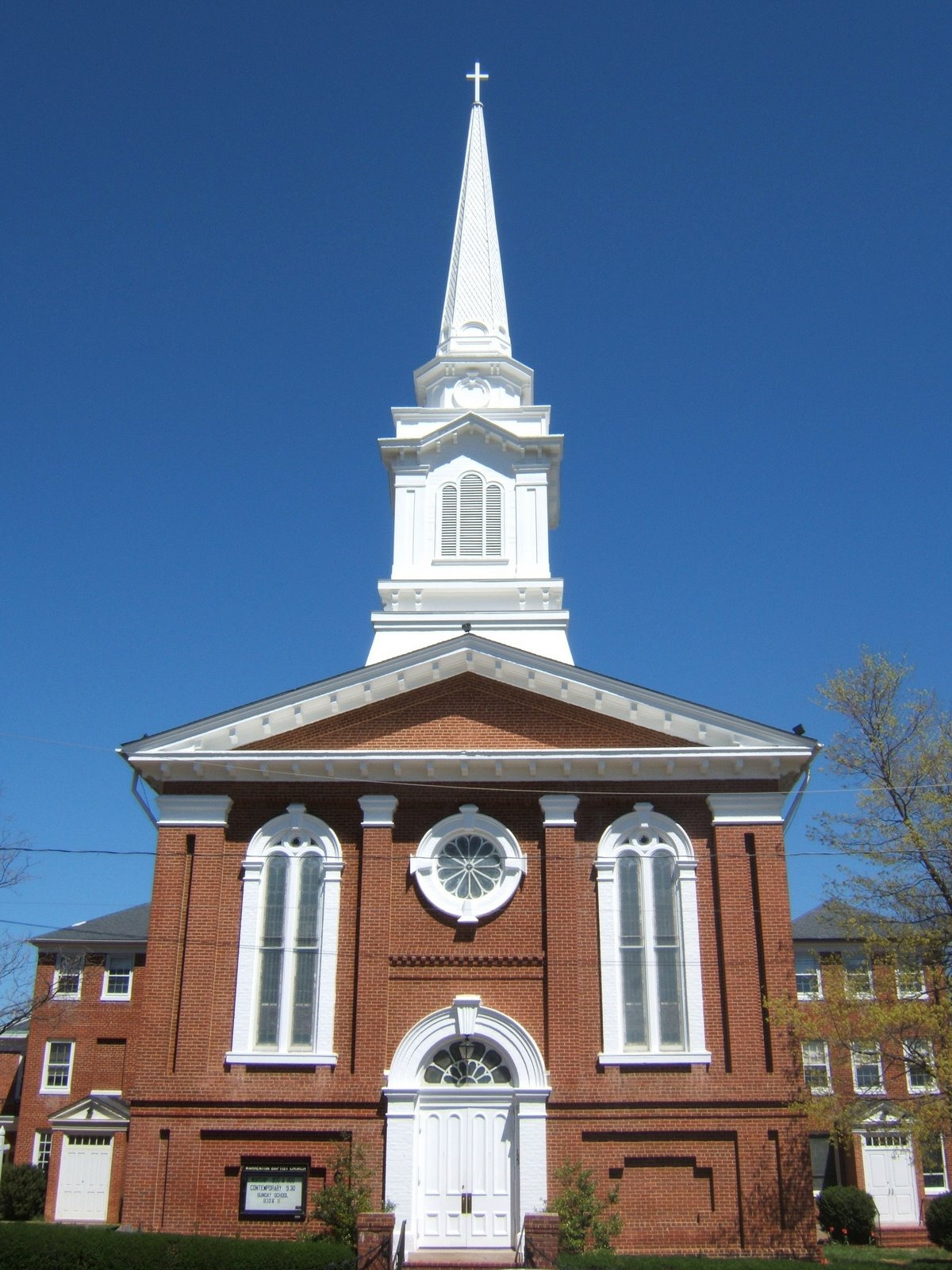 What Does your Building Say About Your Church?