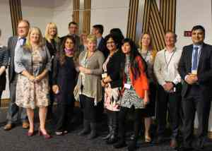 NPN Meeting / Masters in Diversity Launch - 4th October 2016 - The Scottish Parliament
