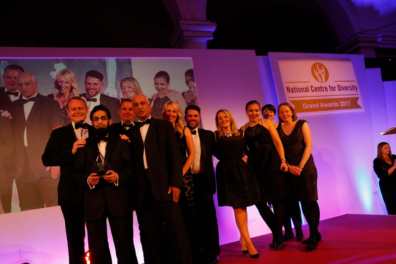 @northern_pr on winning the UK #Transportation Organisation of the Year Award!