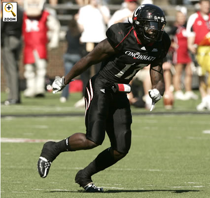 The offense gets the attention, but Aaron Webster and the Bearcat D has stepped up big this season