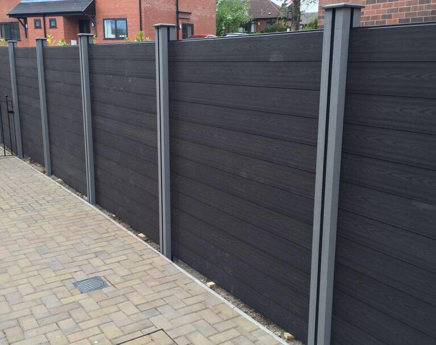 6ft Fence Panel And Posts