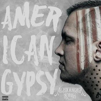 AlexanderKing-AmericanGypsy-AlbumArtwork