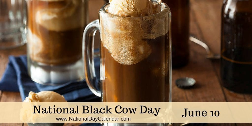 National Black Cow Day June 10