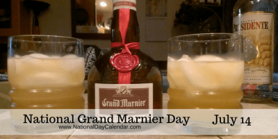 National Grand Marnier Day July 14