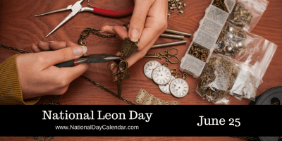 National Leon Day June 25