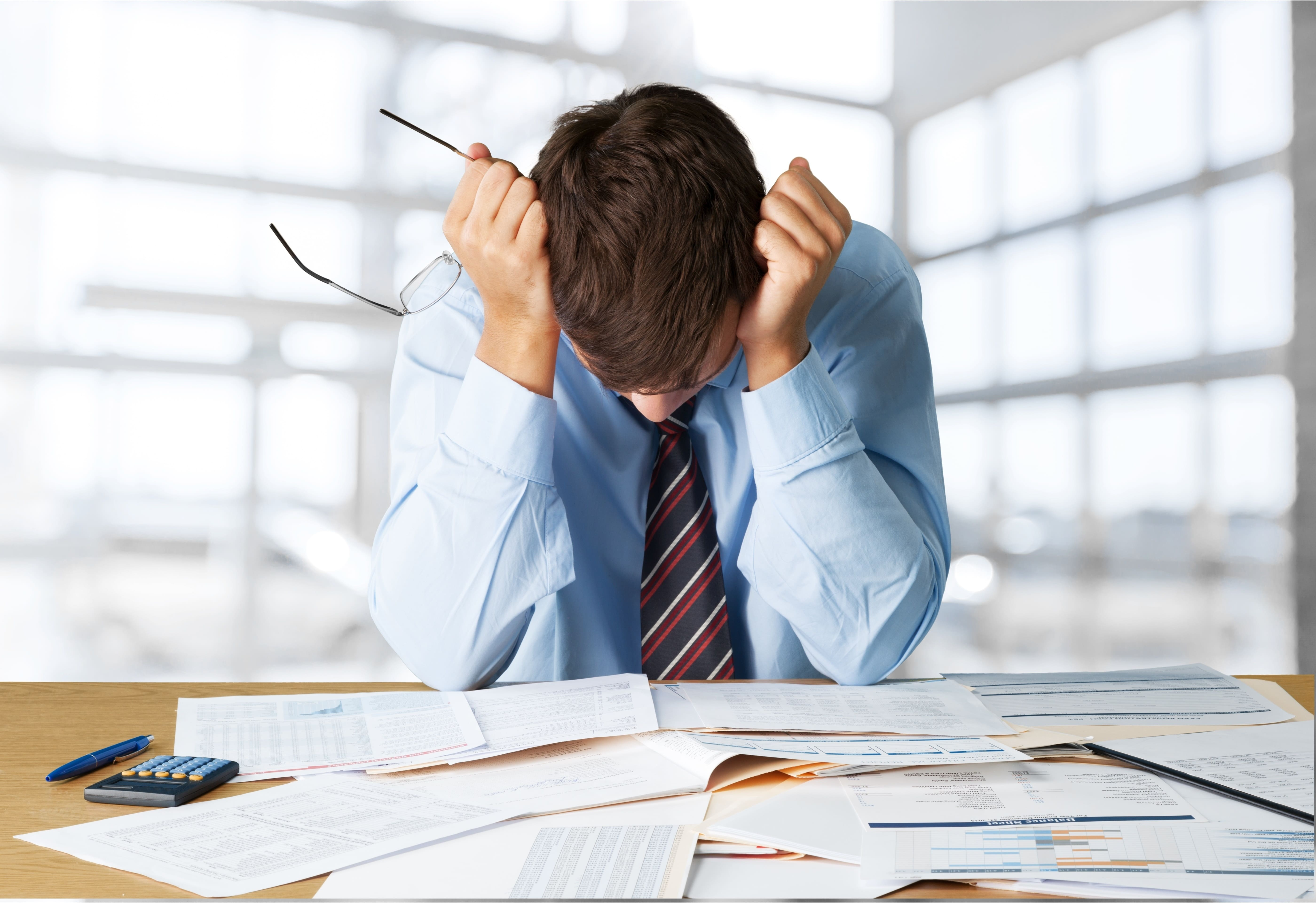 Bankruptcy Potentially Effective Against Unmanageable Debt