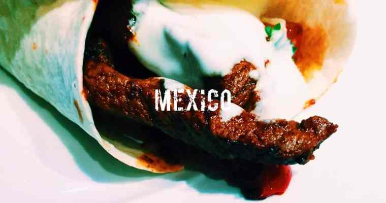 Mexican Fajitas with rib-eye beef  | Fajitas | What is the national dish of Mexico?
