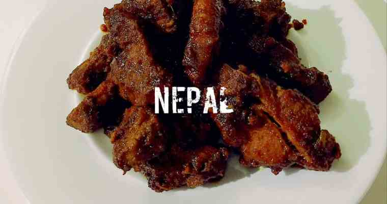 How do you make Nepalese Lamb Pakku?   What is the national dish of Nepal?