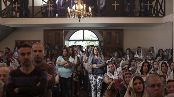 assyrian christians make up a larger share of refugees under president trump
