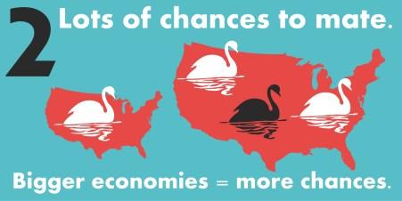 big economy infographic