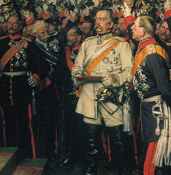 Otto Von Bismarck was a supporter of protectionism