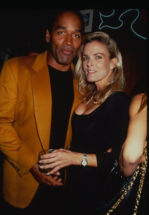 Nicole brown simpson sex