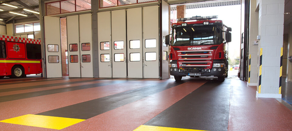 The National Flooring Co - Alysebury Fire Station