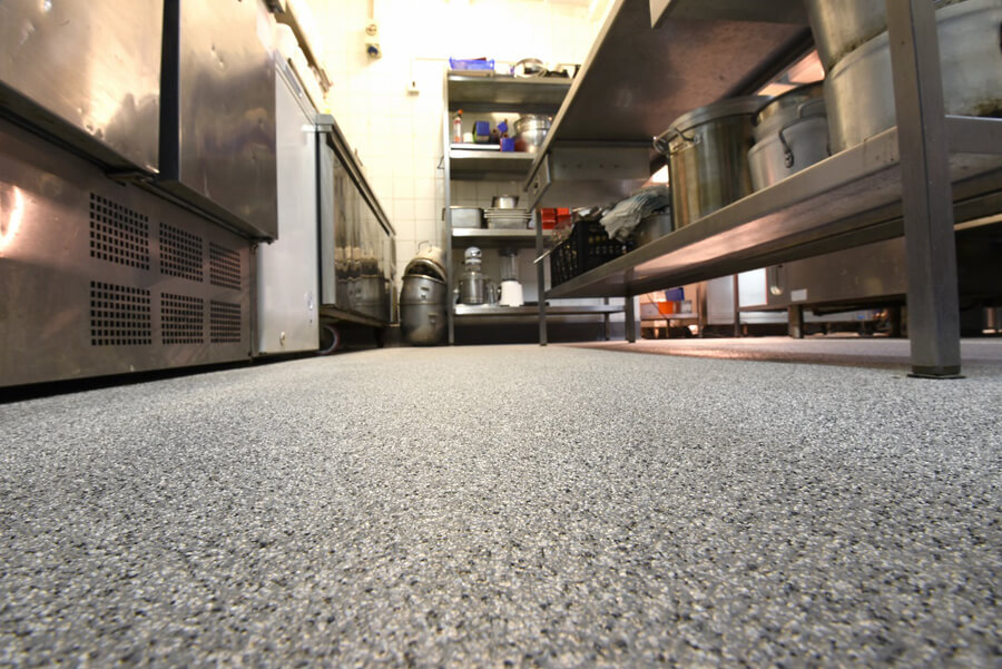 The National Flooring Co - resin flooring installation