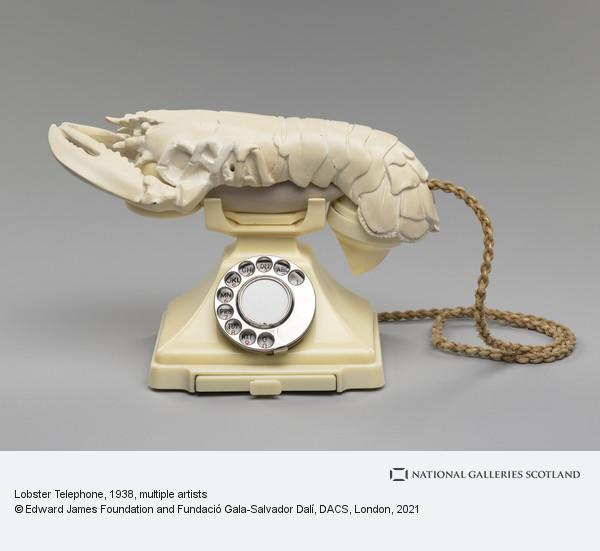 Salvador Dalí, Lobster Telephone