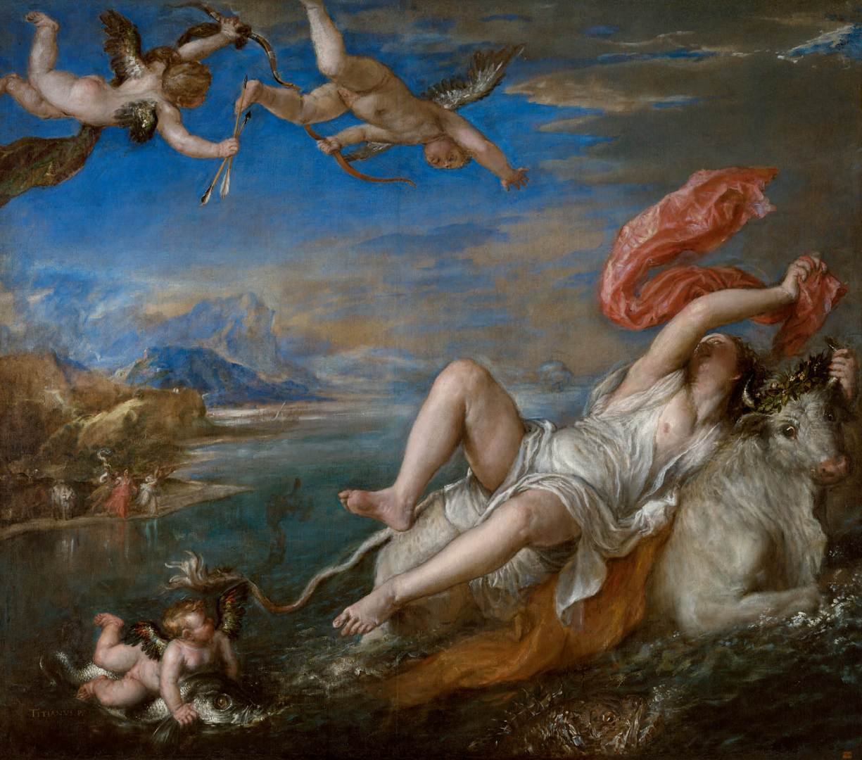Titian: Love, Desire, Death | Press releases | National Gallery ...