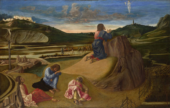 Giovanni Bellini: 'The Agony in the Garden'