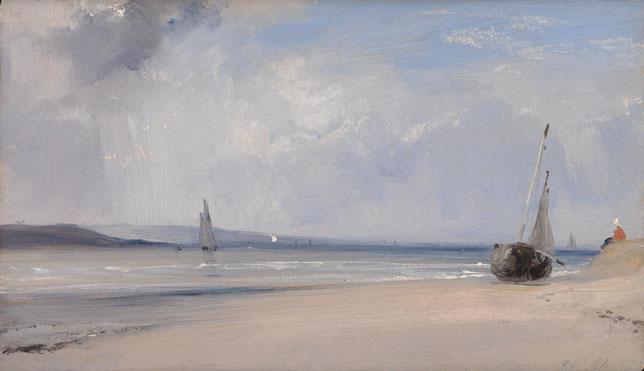 Richard Bonington, La Ferté