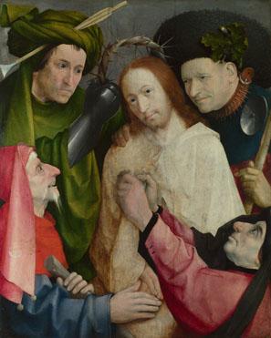 Christ Mocked, Hieronymus Bosch