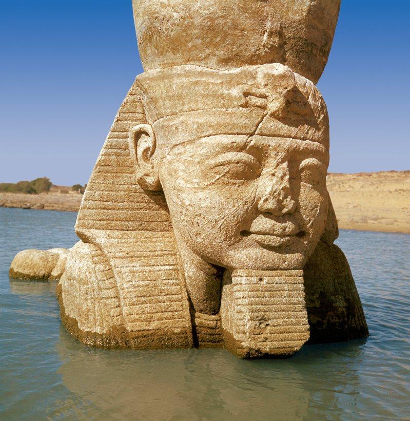 Resultado de imagen para hape diosa rio nilo