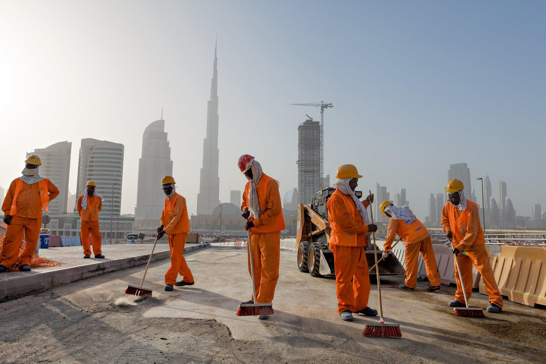 Trabajadores extranjeros