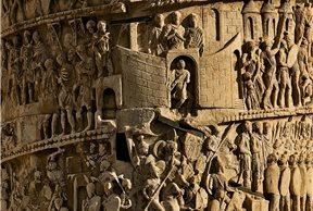 La columna aureliana