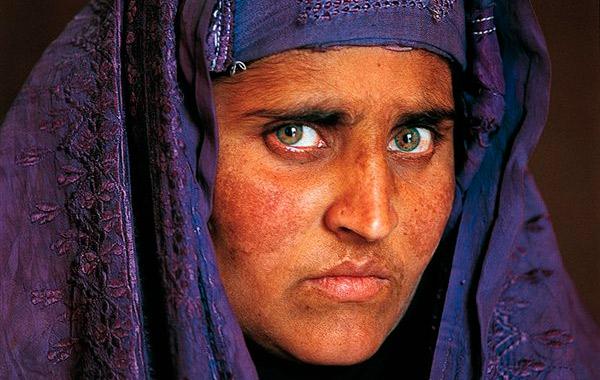 9 curiosidades sobre la foto de la niña afgana