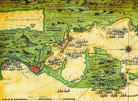 Bahía de Cartagena de Indias