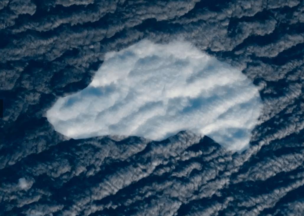 Iceberg A56