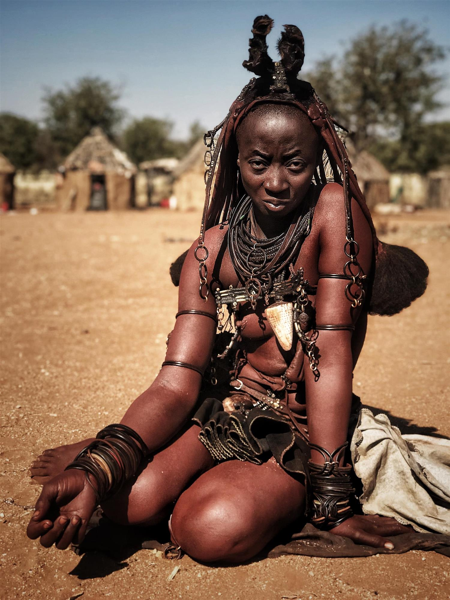 Woman in Namibia mejores fotos del 2018