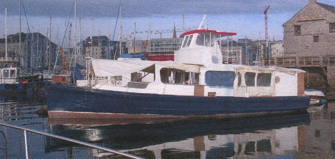 Name Alouette National Historic Ships