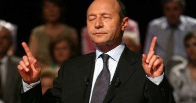 Bomba serii! Traian Băsescu A DECIS. E oficial!