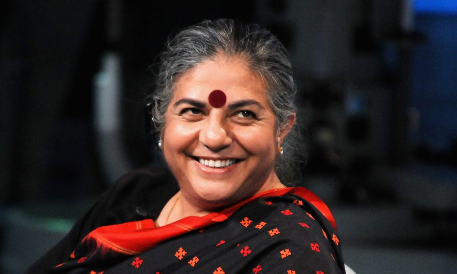 Vandana Shiva - Flickr
