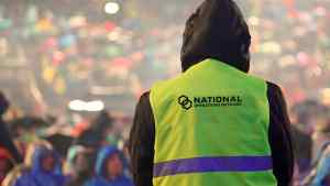 National Operations Network Security Guard at Event
