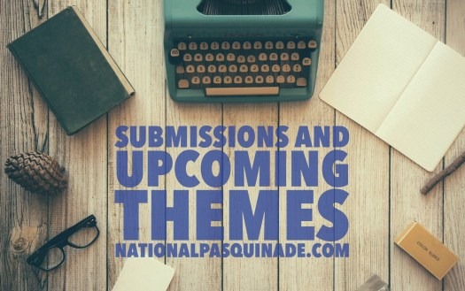 Submissions and Upcoming Themes